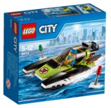 LEGO City - Race Boat (60114)