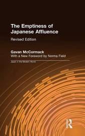 The Emptiness of Japanese Affluence by Gavan McCormack