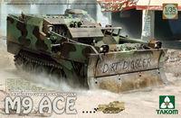Takom 1/35 U.S Armored Combat Earthmover M9 ACE