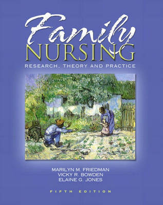 Family Nursing by Marilyn M. Friedman image