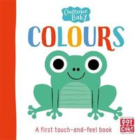 Chatterbox Baby: Colours by Pat-A-Cake image