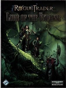 Warhammer: Rogue Trader RPG: Lure of the Expanse by Fantasy Flight Games image
