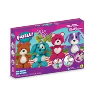 The Orb Factory: Fuzzeez - Bear and Dog Mega Pack