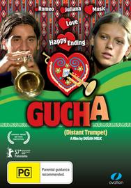 Gucha on DVD image