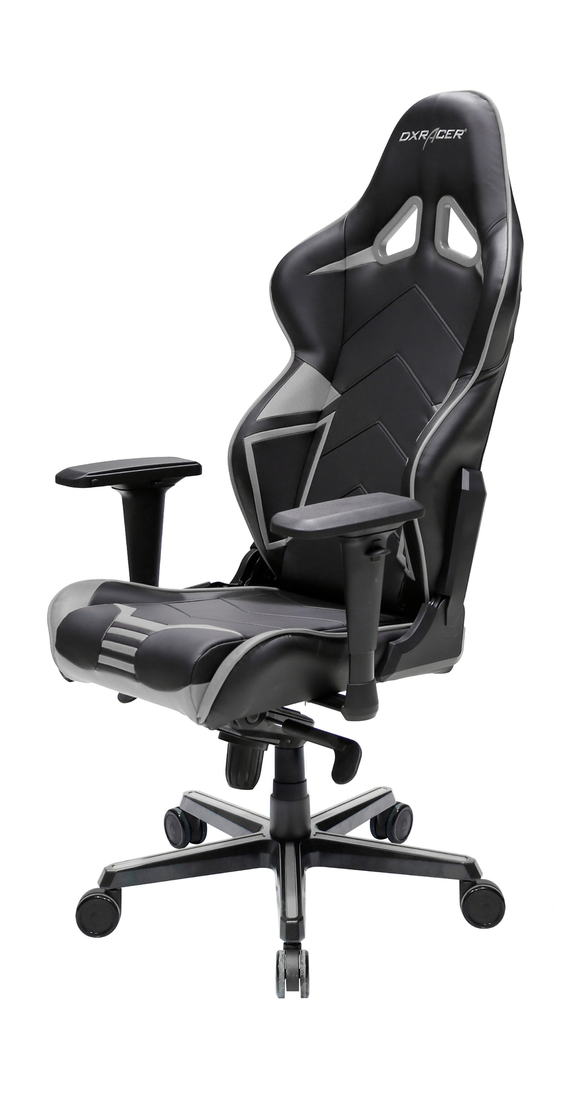 DXRacer Racing Series RV131 Gaming Chair (Grey) for  image