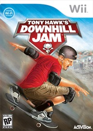 Tony Hawk's Downhill Jam for Nintendo Wii image