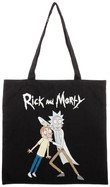 Rick & Morty - Canvas Tote Bag