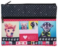 Spencil: Woof A4 Pencil Case