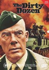 Dirty Dozen, The (PAL version) on DVD