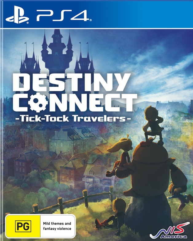 Destiny Connect: Tick-Tock Travelers for PS4
