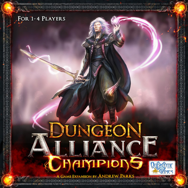 Dungeon Alliance: Champions - Game Expansion