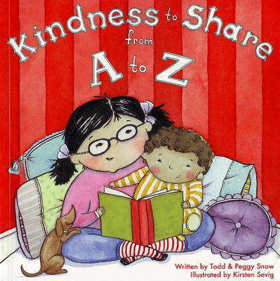 Kindness to Share from A to Z by Todd Snow image