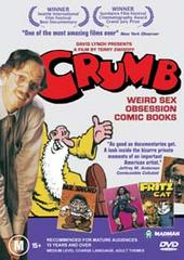 Crumb - Robert Crumb on DVD