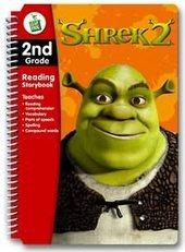 LeapPad Book: Shrek 2