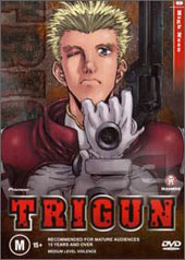 Trigun - Vol. 8: High Noon on DVD