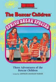 The Boxcar Children Spring Break Special: The Mystery Cruise/The Black Pearl Mystery/The Mystery in the Mall image