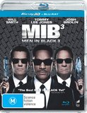 Men in Black III DVD