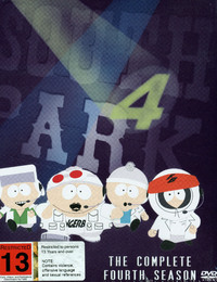 South Park - The Complete 4th Season (3 Disc Box Set) on DVD