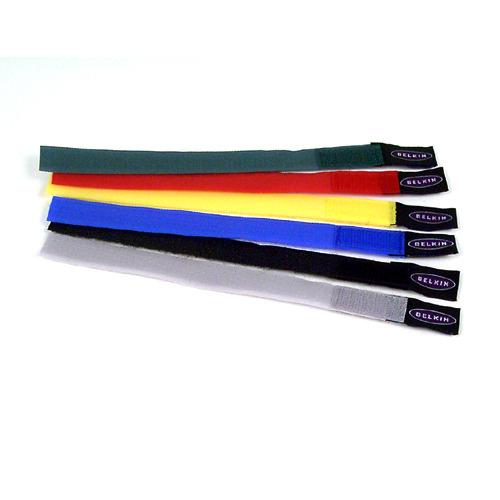 Belkin PureAV Cable Ties (Pack of 6)