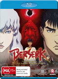 Berserk: The Golden Age Arc II - The Battle for Doldrey on Blu-ray