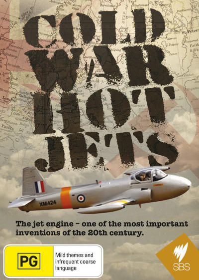 Cold War, Hot Jets on DVD