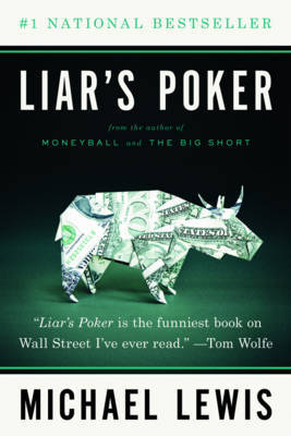 Liar's Poker by Michael Lewis image