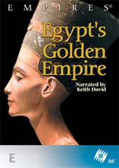Empires: Egypt on DVD
