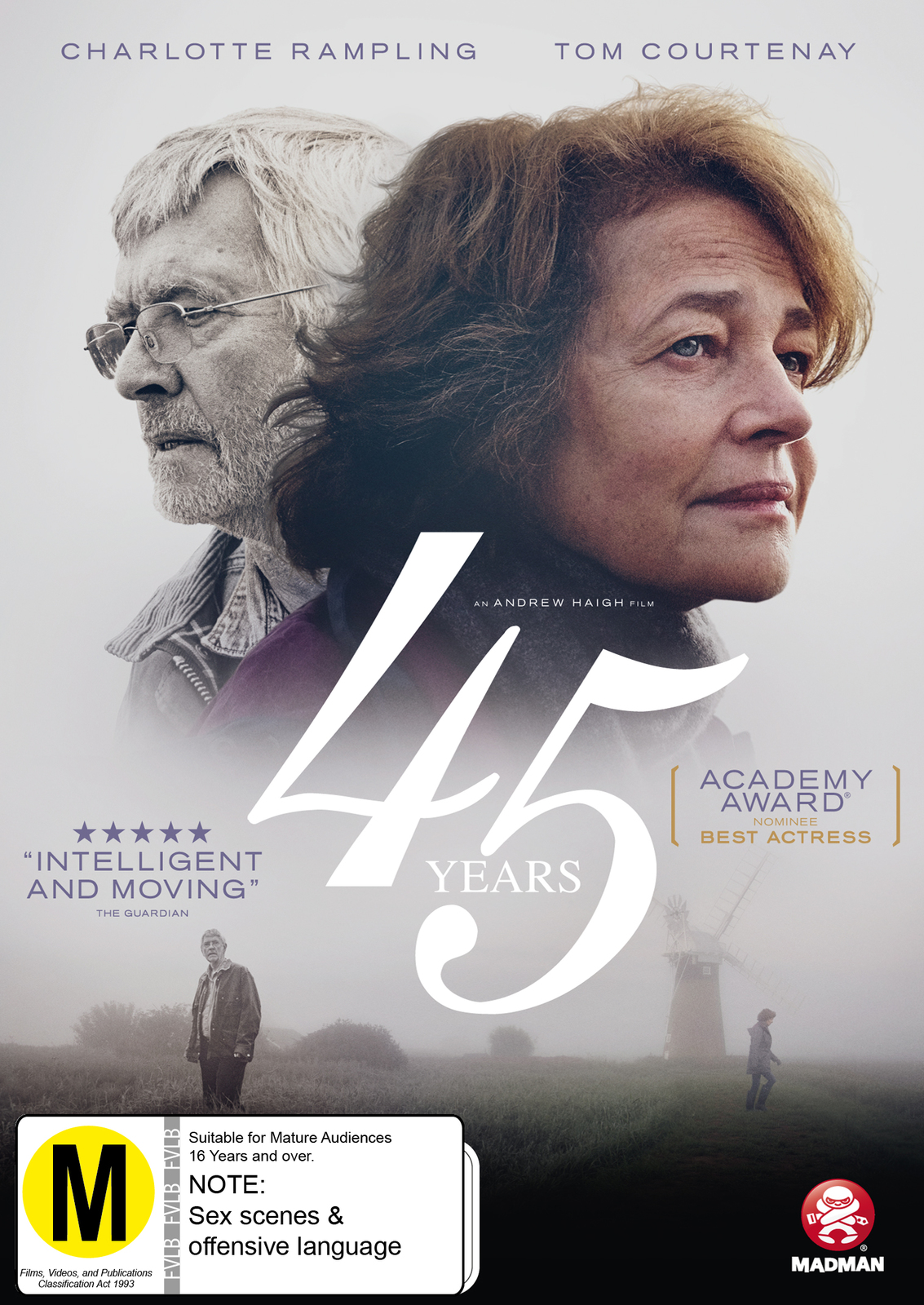 45 Years on DVD image