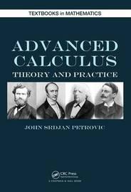 Advanced Calculus by John Srdjan Petrovic
