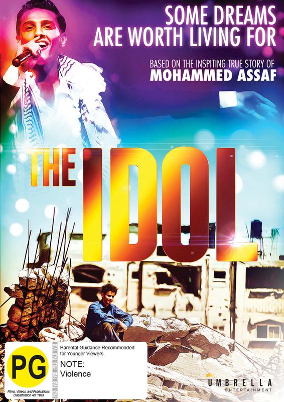 The Idol on DVD