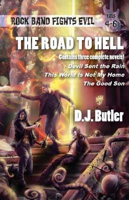 The Road to Hell by D J Butler image