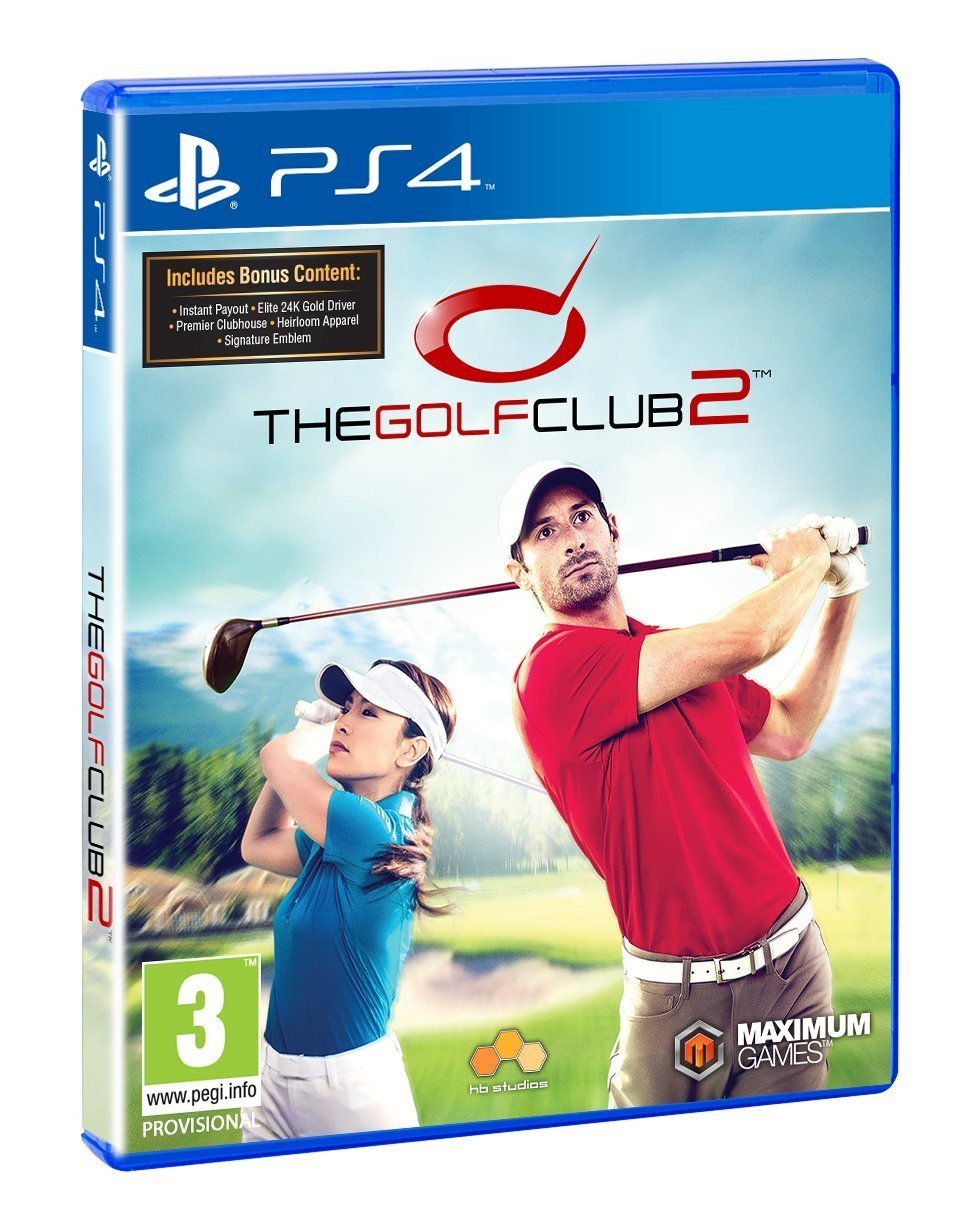 The Golf Club 2 for PS4 image