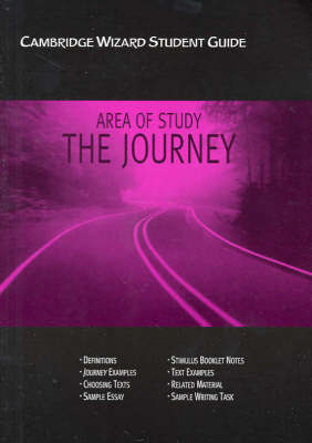 Cambridge Wizard Student Guide Journeys (area of Study) by Dwayne Hopwood image