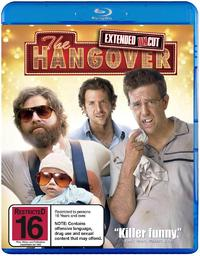 The Hangover - Extended Cut Special Edition + free Digital Copy on Blu-ray, DC