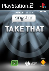 SingStar Take That for PS2