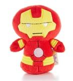 """itty bittys: Iron Man - 4"""" Plush"""