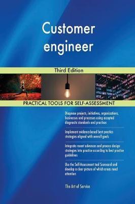 Customer Engineer Third Edition by Gerardus Blokdyk image
