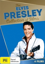 Elvis Collection on DVD