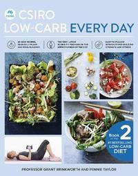 CSIRO Low-Carb Every Day by Grant Brinkworth image