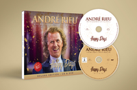 Happy Days Deluxe Edition by André Rieu image