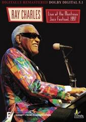 Ray Charles - Live At The Montreux Jazz Festival on DVD