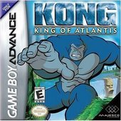 Kong: King of Atlantis for Game Boy Advance