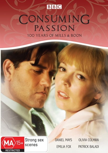 Consuming Passion: 100 Years Of Mills And Boon on DVD image