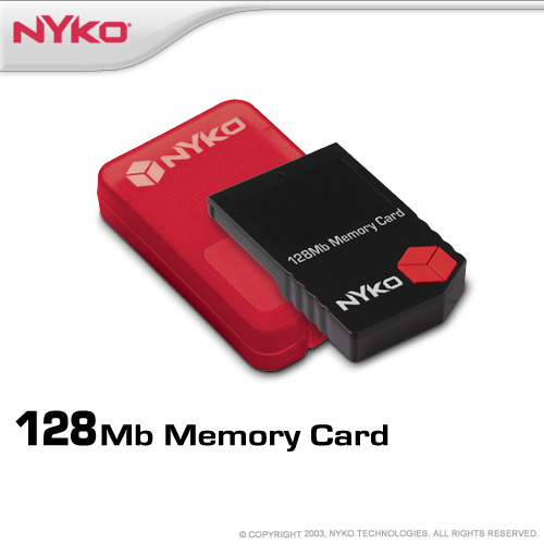 Nyko 128 MB Memory for GameCube