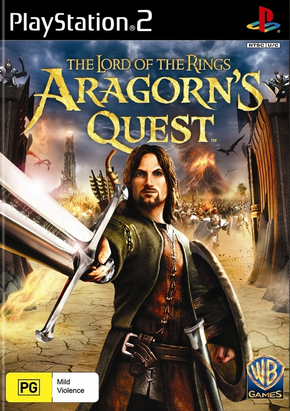 Lord of the Rings: Aragorn's Quest for PlayStation 2