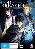 Code: Breaker - Series Collection on DVD