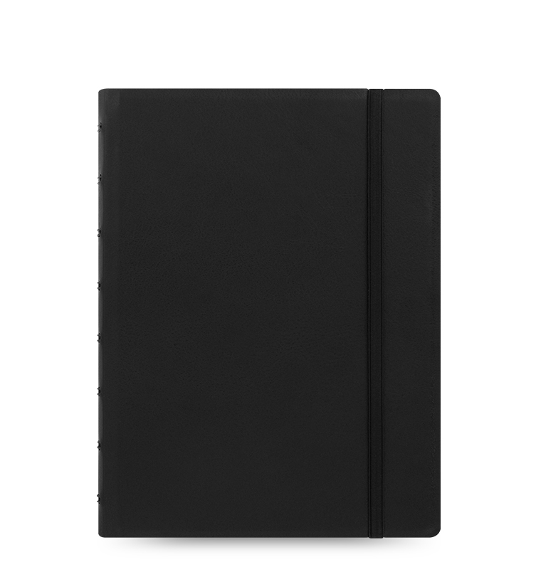 Filofax - A5 Notebook - Black image