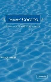 Descartes' Cogito by Husain Sarkar image
