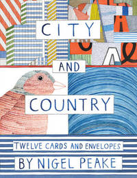 City & Country Notecards (12 Cards/Envelopes)