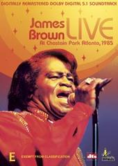 James Brown - Live At Chastain Park, Atlanta on DVD